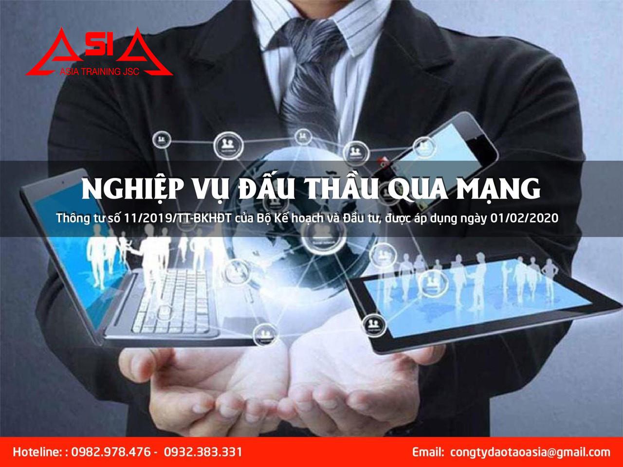 Khoá học đấu thầu mới nhất theo luật đấu thầu số 43/2013/QH 13